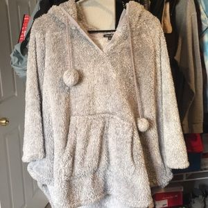 Nordstrom Fuzzy Cat Sweater